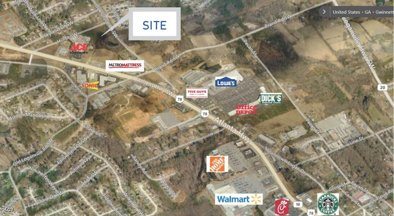 5+ Acres on Oak Grove, Loganville